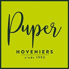 Puper Hoveniers logo
